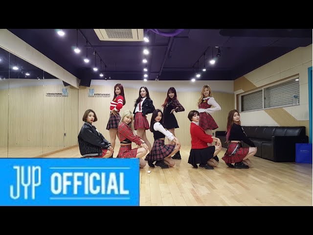 download video twice like ooh ahh mv