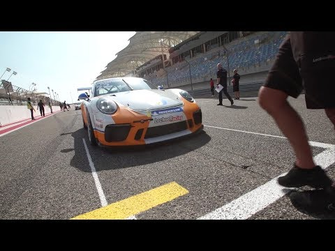 GT3 Cup Challenge - Middle East: Season 9, Round 1, Race 2 at Bahrain International Circuit