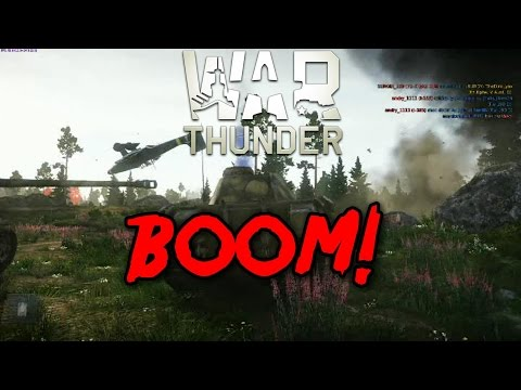 War Thunder - BOOM!