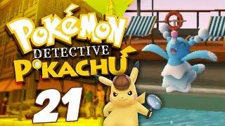 Let's Play Detective Pikachu - Episode 21