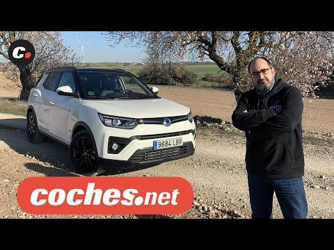 SsangYong Tivoli G15T 4x2 Automático 2020 | Primera prueba / Test / Review en español | coches.net