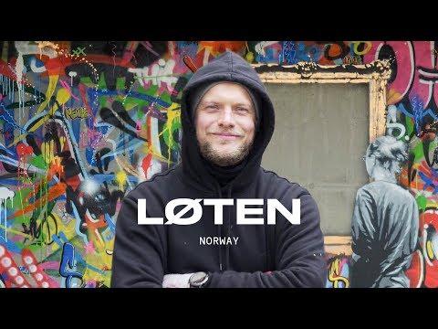 SPRAY with Martin Whatson   Part 2: Løten
