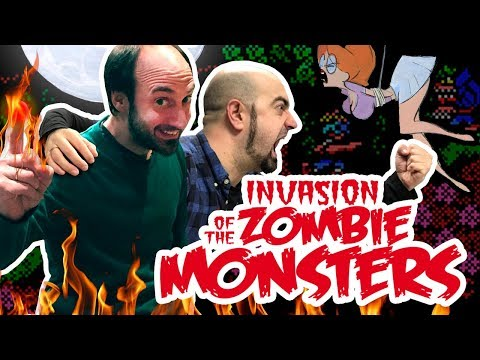 2x09 Invasion of the Zombie Monsters (Relevo)