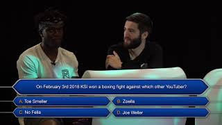 KSI Reveals Who He Would Never Fight