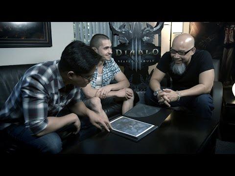 À la découverte des bureaux de Blizzard (FR) - YouTube