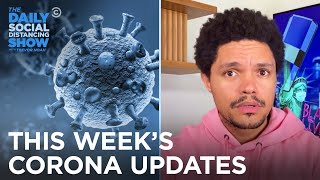 This Week's Coronavirus Updates - Week of 9/14/2020 | The Daily Show