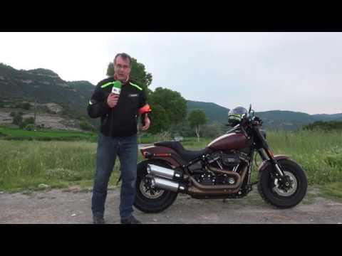 Motosx1000: Test Harley-Davidson Fat Bob 2018
