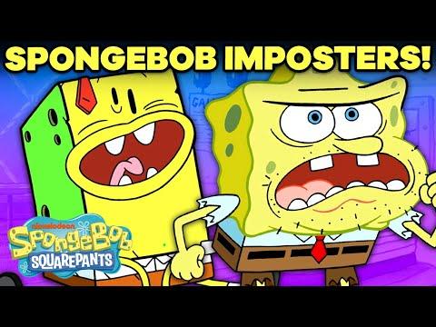 Every SpongeBob IMPOSTER Ever!