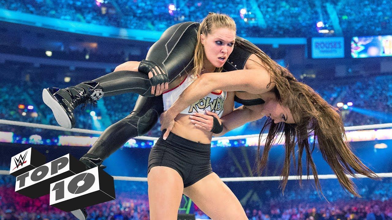 VIDEO - FULL MATCH: WWEs First-Ever Womens TLC Match