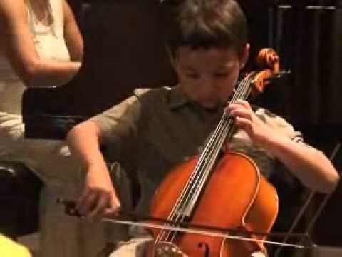 Suzuki cello book 6