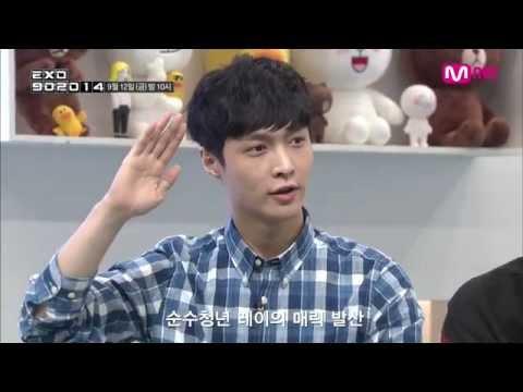 Mnet [EXO 902014] Ep.05: 전현무가 '찜'한 예능유망주 레이의 팔색조 매력!