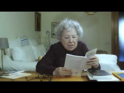 """Conversa amb Josefa Contijoch. 14. Poema """"Vaig cap a casa"""""""