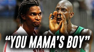 The Complete Compilation of Kevin Garnett's Greatest Stories Told By NBA Players & Legends
