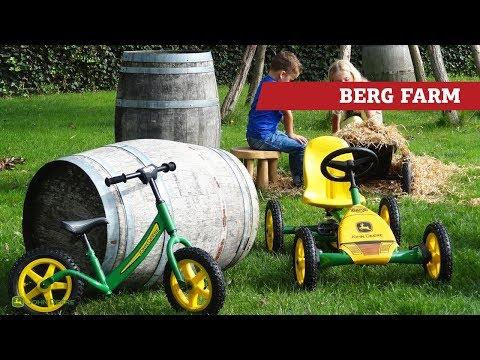 BERG Buddy John Deere
