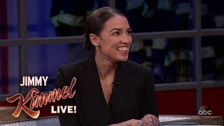 Congressional Candidate Alexandria Ocasio-Cortez on Healthcare, Education & Voting