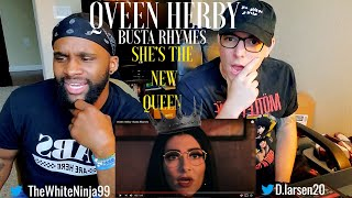 All Hail The Qveen | Qveen Herby - Busta Rhymes | Reaction Video