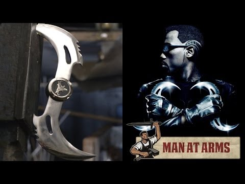 Man at Arms Daywalker Glaives do Blade