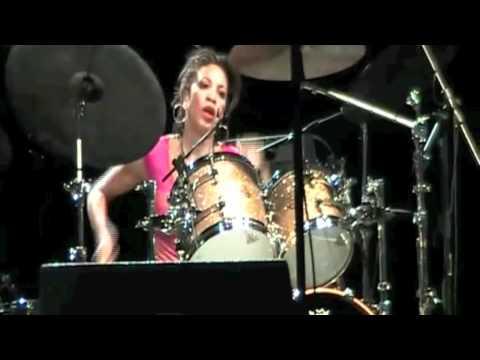 Umbria Jazz 12, Spectrum road feat. Cindy Santana, Jack Bruce, John Medeski, Vernon Reid