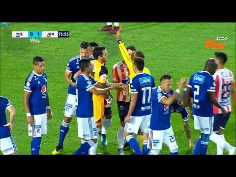 Millonarios vs Atletico Junior