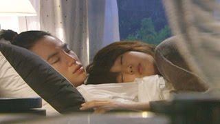 장근석♥박신혜 '침대에서 짜릿한 밤' @미남이시네요 5회 20091021