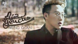[Karaoke] Mua Yeu Cu - Trung Quan Idol Full HD