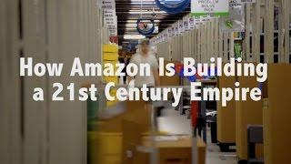 How Jeff Bezos Built a 21st Century Empire