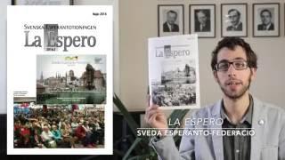 Video LhJvwdBNEP4: Esperanto-gazetoj tra la tuta mondo: Norda Eŭropo