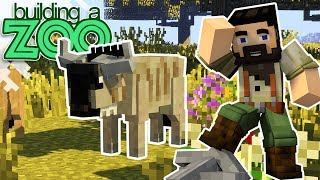 I'm Building A Zoo In Minecraft! - Good Gnus?! - EP13