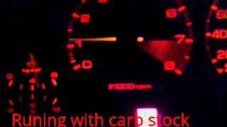 RX7 12A running stock