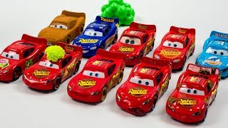 Lightning McQueen Multiplier Clones Everywhere Disney Cars Toys Movies - ACTION