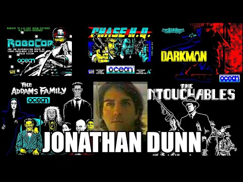 ZX SPECTRUM | TOP JONATHAN DUNN | OCEAN IMAGINE | RETRO TDK VOL 1