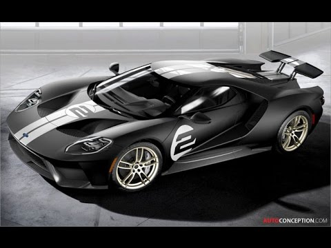Car Design: Ford GT '66 Heritage Edition