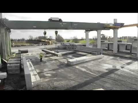Shay Murtagh Concrete Bridge Beams