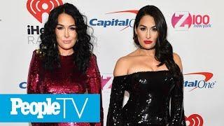 Nikki Bella Says She Debriefs Ex John Cena After Her Dates: 'I's Just Who I Am'   PeopleTV