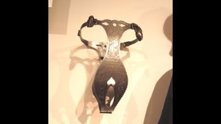 Chastity Belts in the Hanns Schell Collection,  Graz Austria