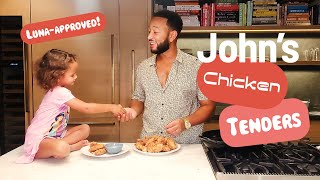 The Most Kid-Friendly Chicken Tenders You'll Ever Make!