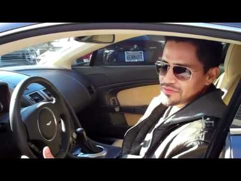 Jay Hernandez talks about his recent Aston Martin NB purchase.mp4
