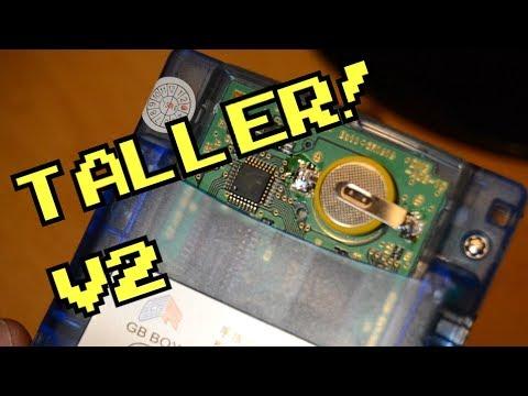 Cambiar pila a un cartucho de Game Boy || TALLER