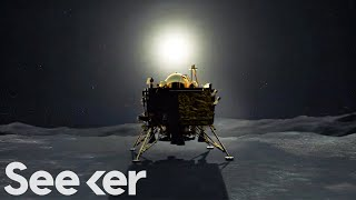 India Could Be the First to Land on the Moon's South Pole