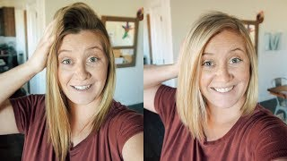 New Hairstyle | Before And After