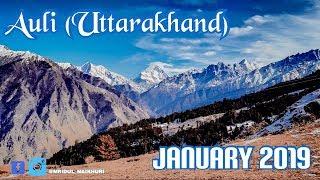 Breathtaking Himalyaas Of Auli Uttarakhand | Mridul Maikhuri | ft Ashish Chamoli Vlogs | Devasthali