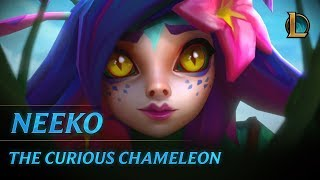 League of Legends - Neeko: The Curious Chameleon Champion Trailer