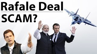 Rafale Scam - Is the government hiding something ? - Current affairs 2018