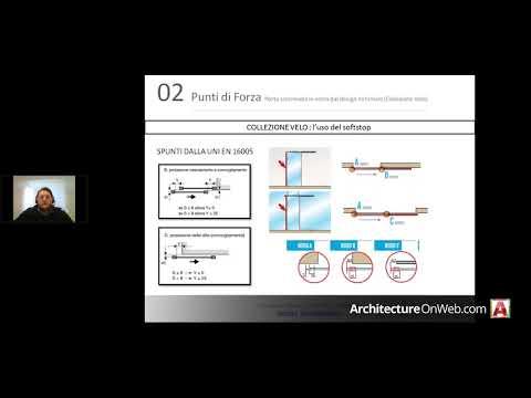 FormazioneOnWEB.it - Porte, pareti ed elementi vetrati a servizio dell'architettura - 13.12.17