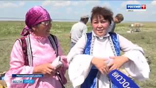 Эколого-туристическая тропа протяженностью в 1 километр открылась в Москаленском районе