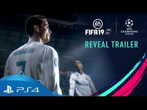 FIFA 19 | E3 2018 Reveal Trailer | PS4