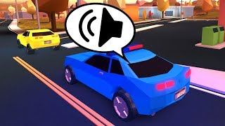 PULLING PEOPLE OVER WITH VOICE CHAT! (Roblox Jailbreak)