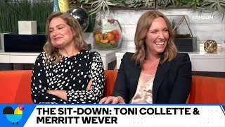 "Merritt Wever Did Her Best ""You're Terrible, Muriel"" For Her ""Unbelievable"" Costar Toni Collette"