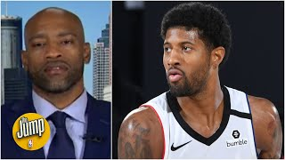 What is Paul George's future with the LA Clippers? | The Jump