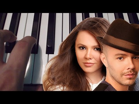 Corre / Jesse y Joy / Piano Tutorial / Cover / Notas Musicales